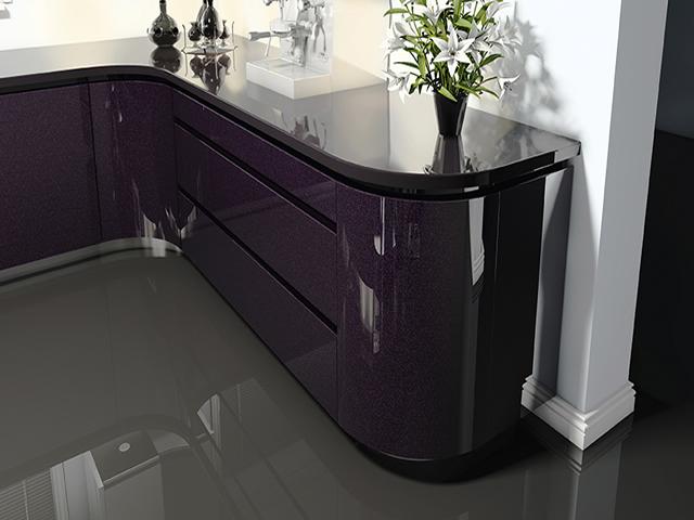 JP Purple Sparkle