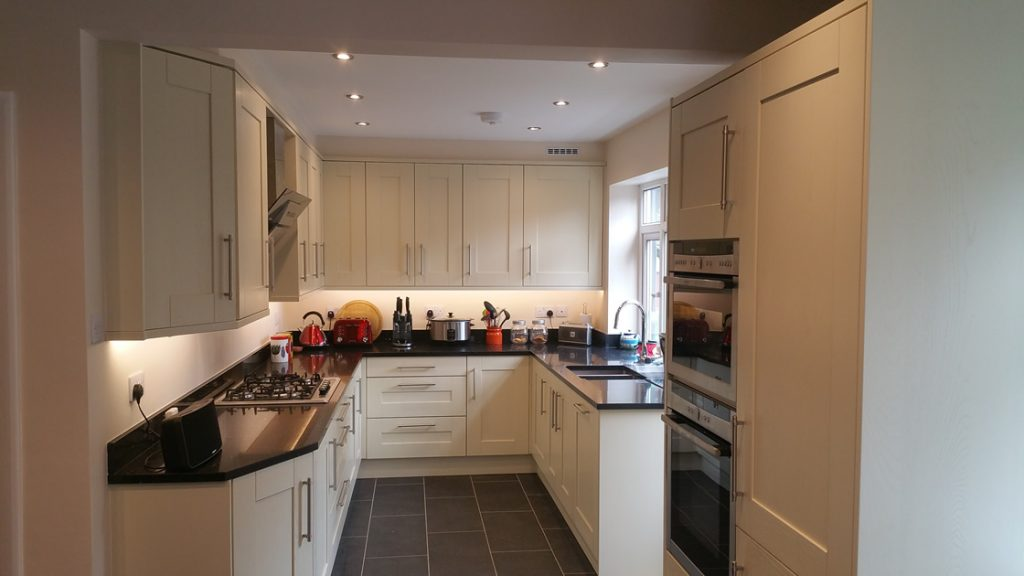 Large Shaker Kitchen Case Study