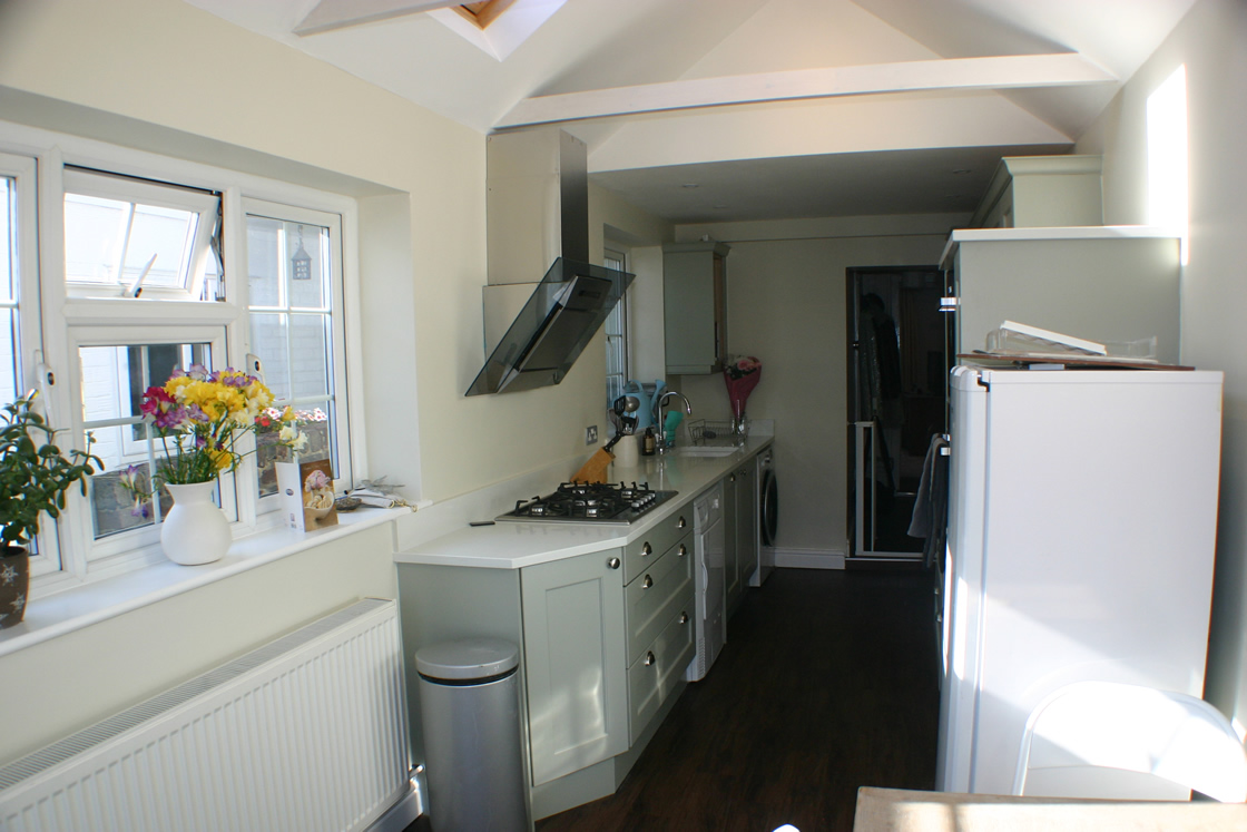 Large New kitchen completed