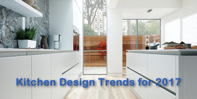 Kitchen Design Trends for 2017 Cover Photo