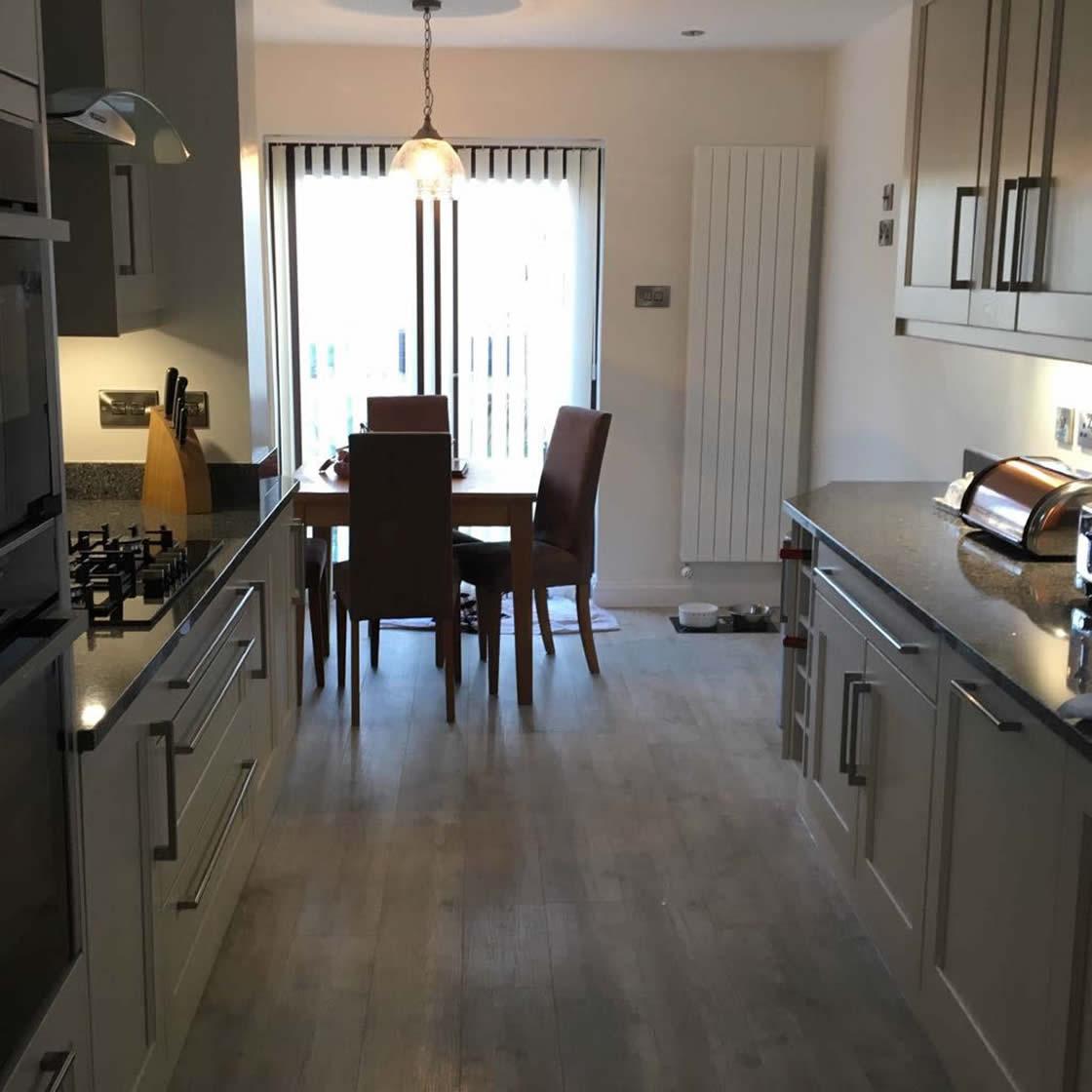 Bespoke Kitchen Installation in Carshalton Beeches Surrey