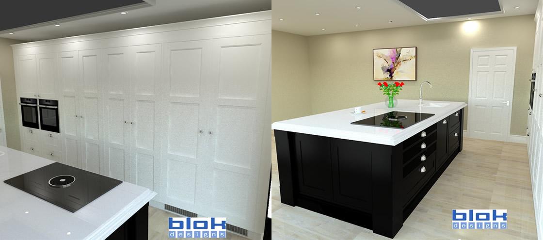 Blok Designs Ref 37 Deerings Rd 3D Impression