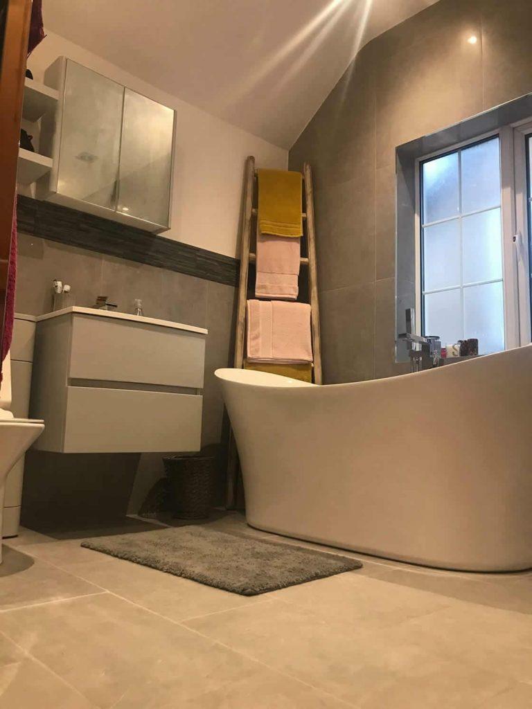 Bespoke Bathroom in Merstham Surrey