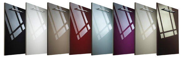 Acrylic Doors Group Picture