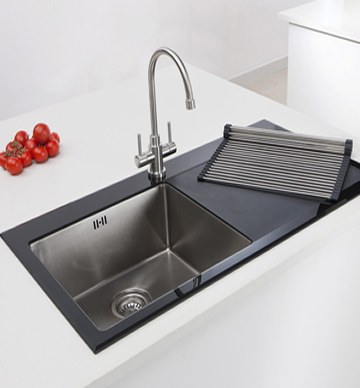 glass sinks cover