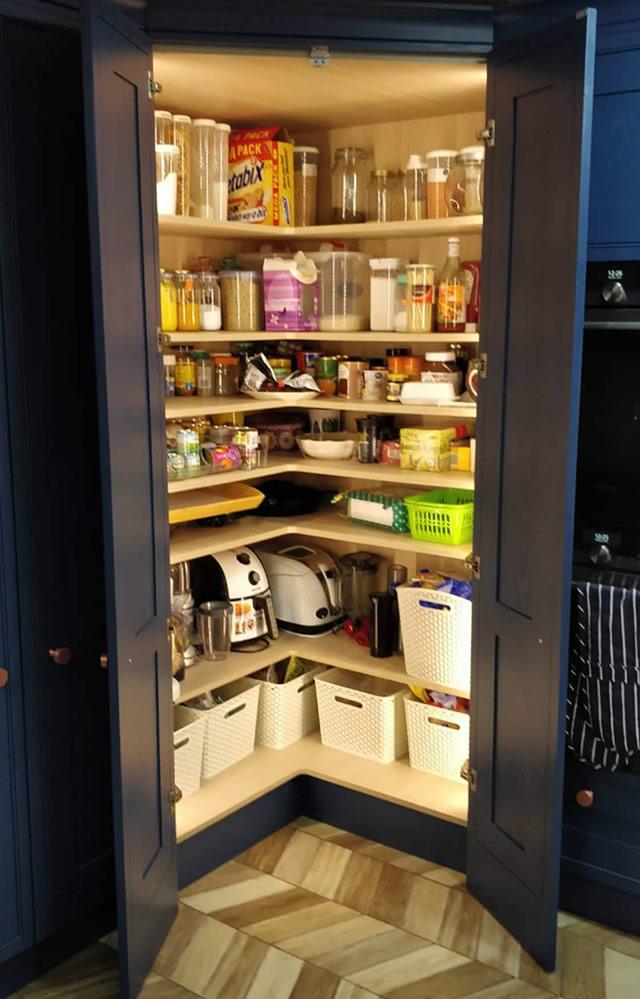 Any Size Blok Designs Ltd, Full Height Kitchen Corner Cupboards