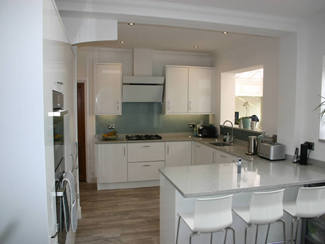 Acrylic Kitchens Surrey Main Image