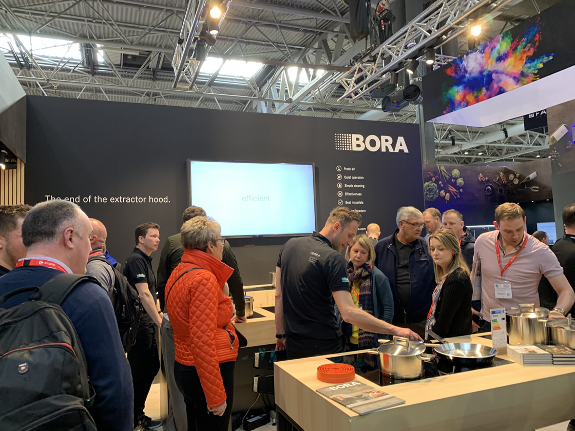 Bora product demos