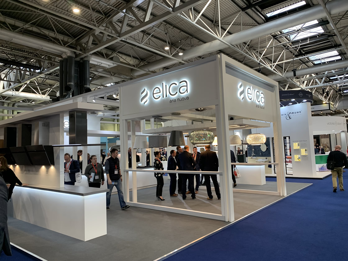 Elica stand