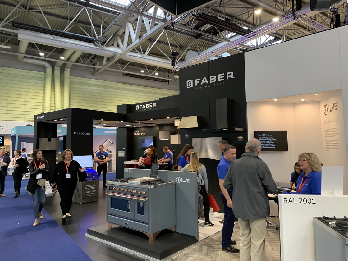 Faber stand