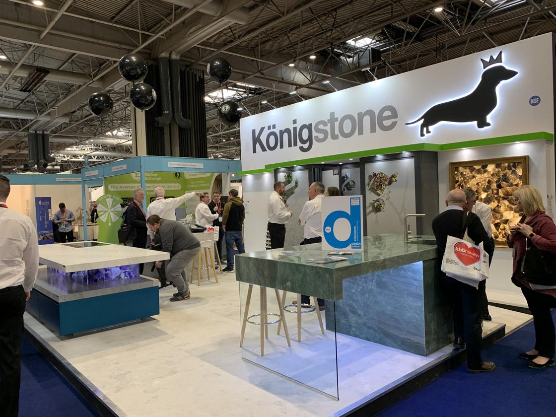 Konig stone stand