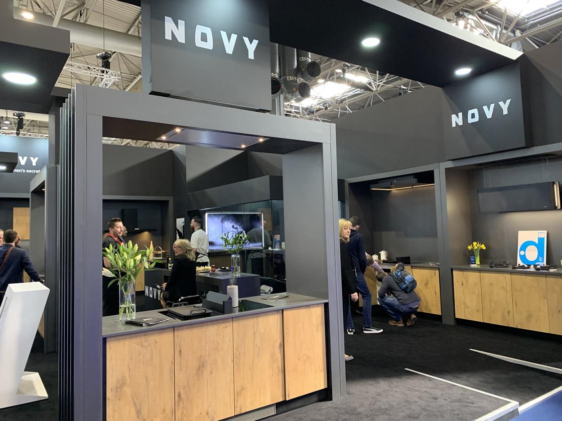 Novy stand