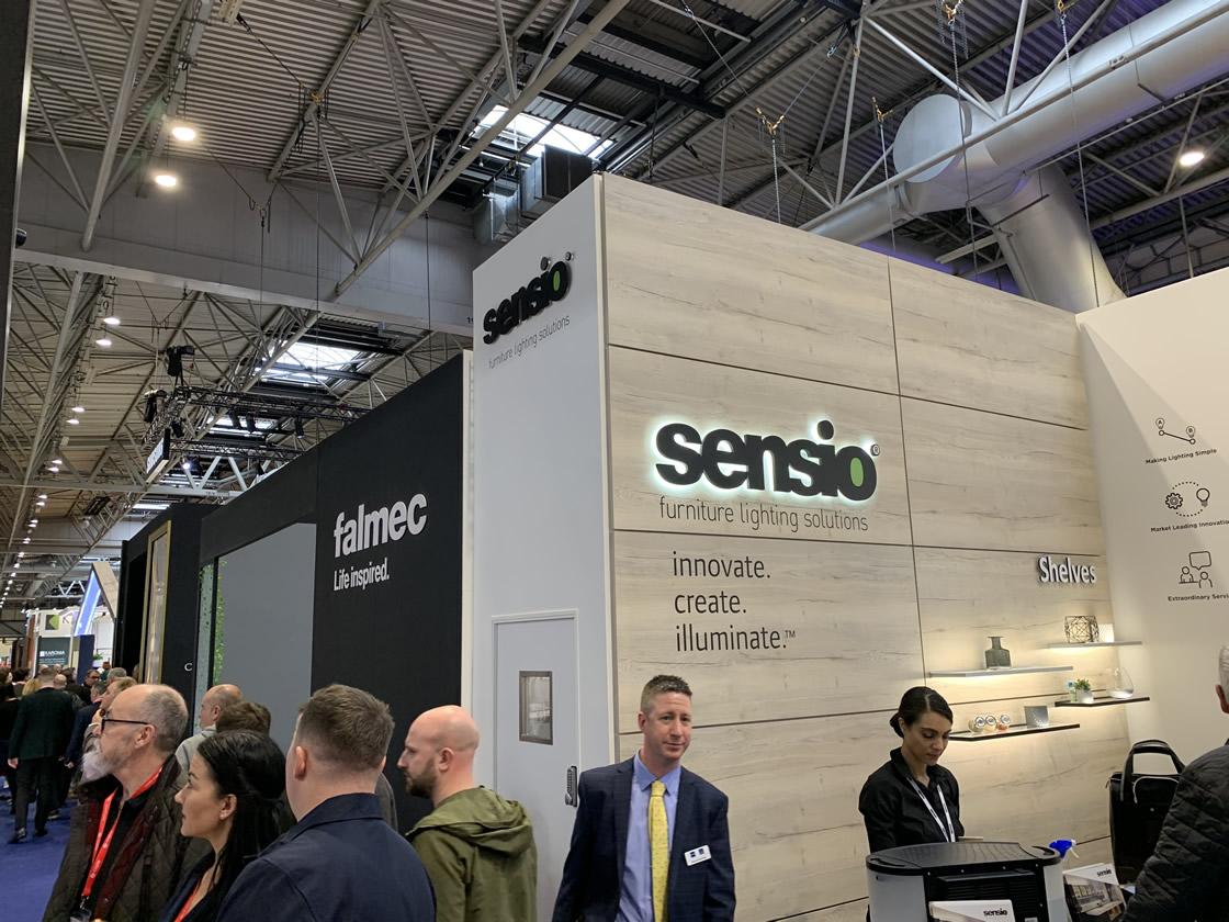 Sensio stand