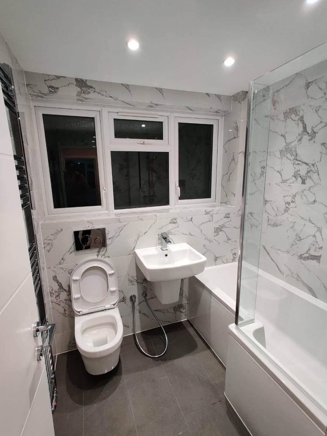 Bespoke Bathroom Installation in Redhill Surrey