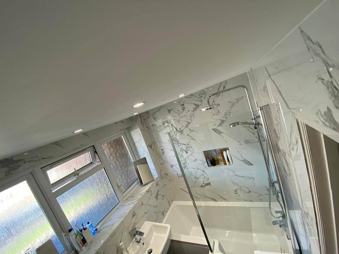 Bespoke Bathroom Installation in Redhill