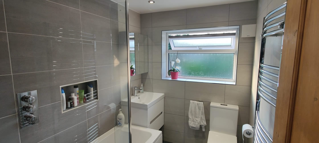 Bespoke Bathroom Installation in Redhill - Brooklands 1