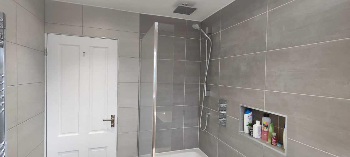 Custom Bathroom Installation in Redhill Surrey - Goodwin