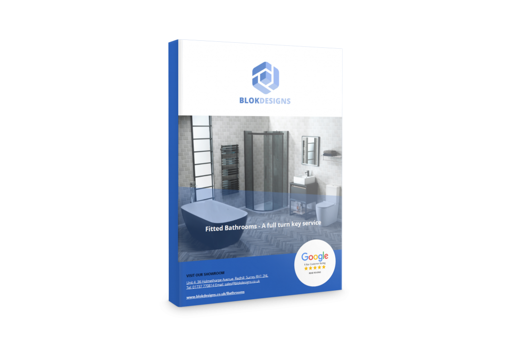 Blok Bathrooms Brochure