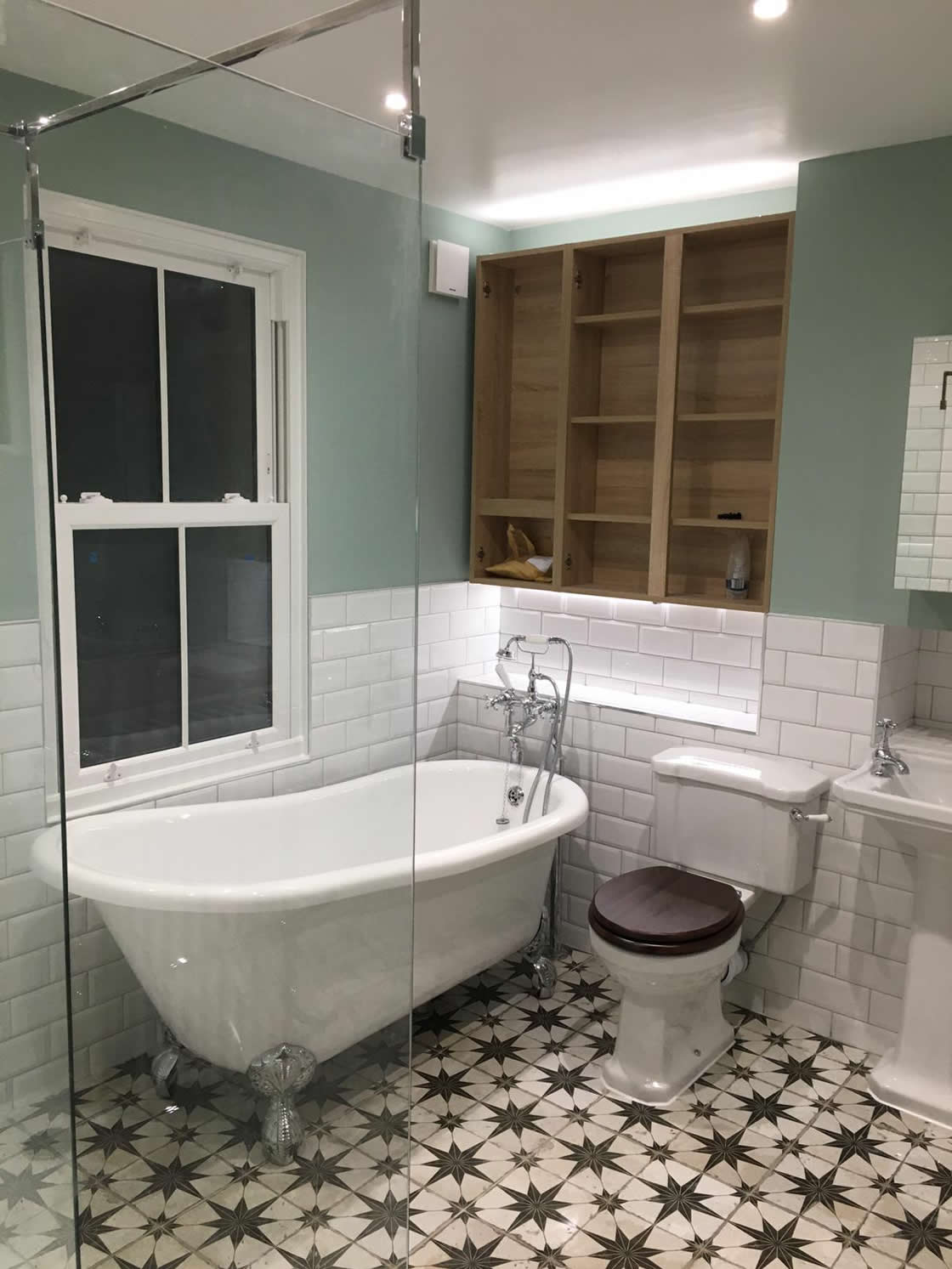 Victorian Style Bathroom Completion Pictures (16)