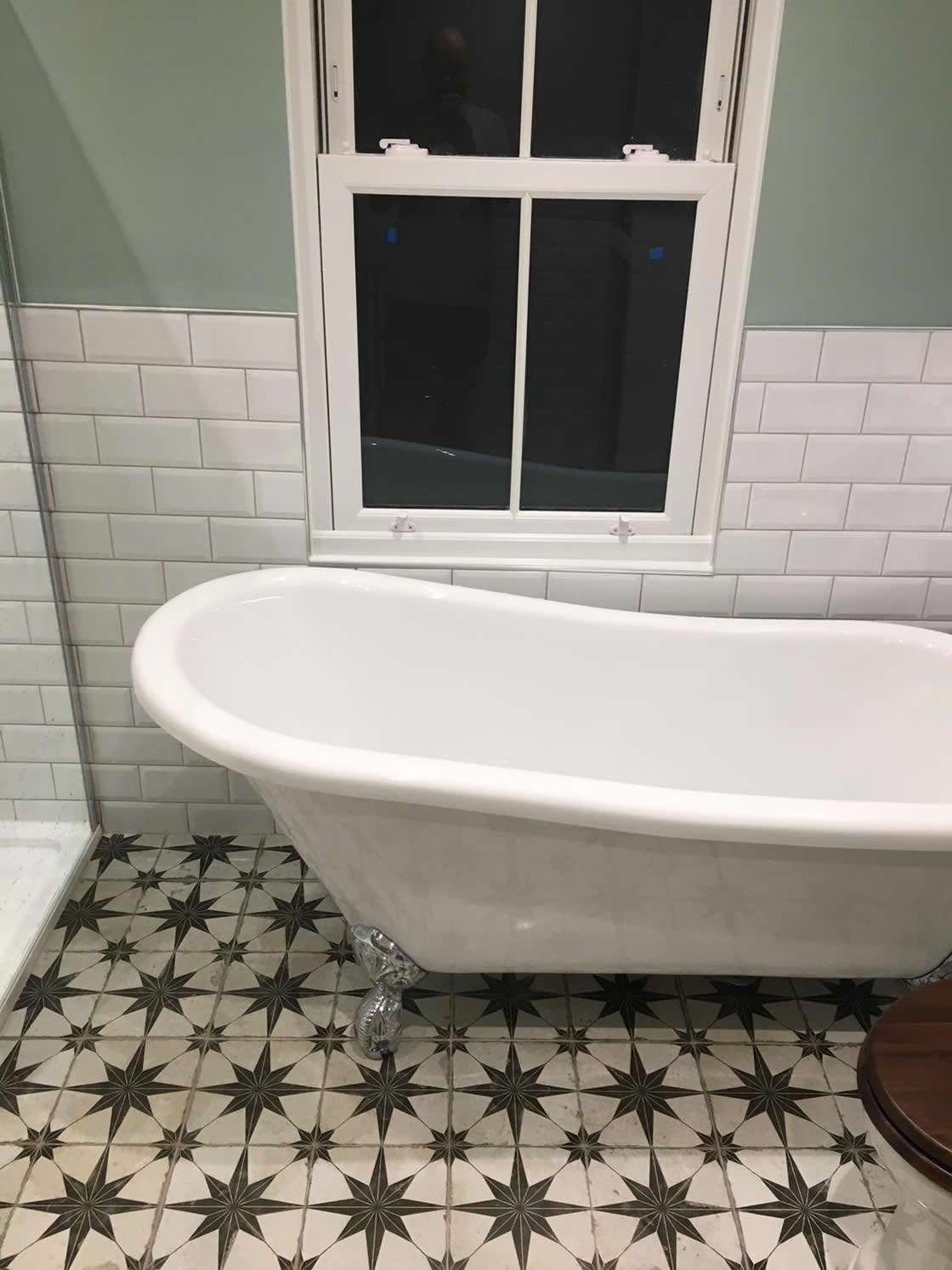 Victorian Style Bathroom Completion Pictures (22)