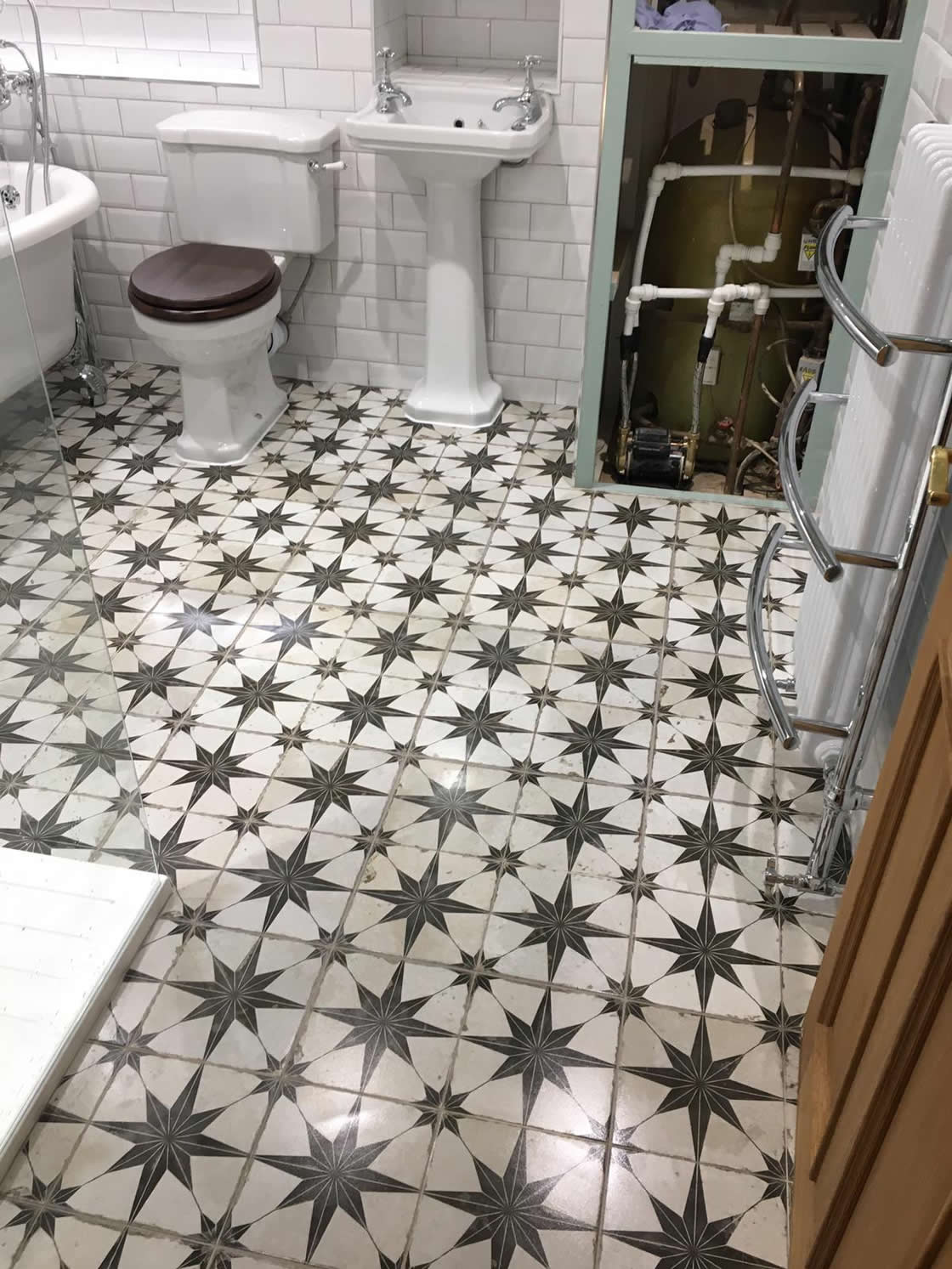 Victorian Style Bathroom Completion Pictures (24)
