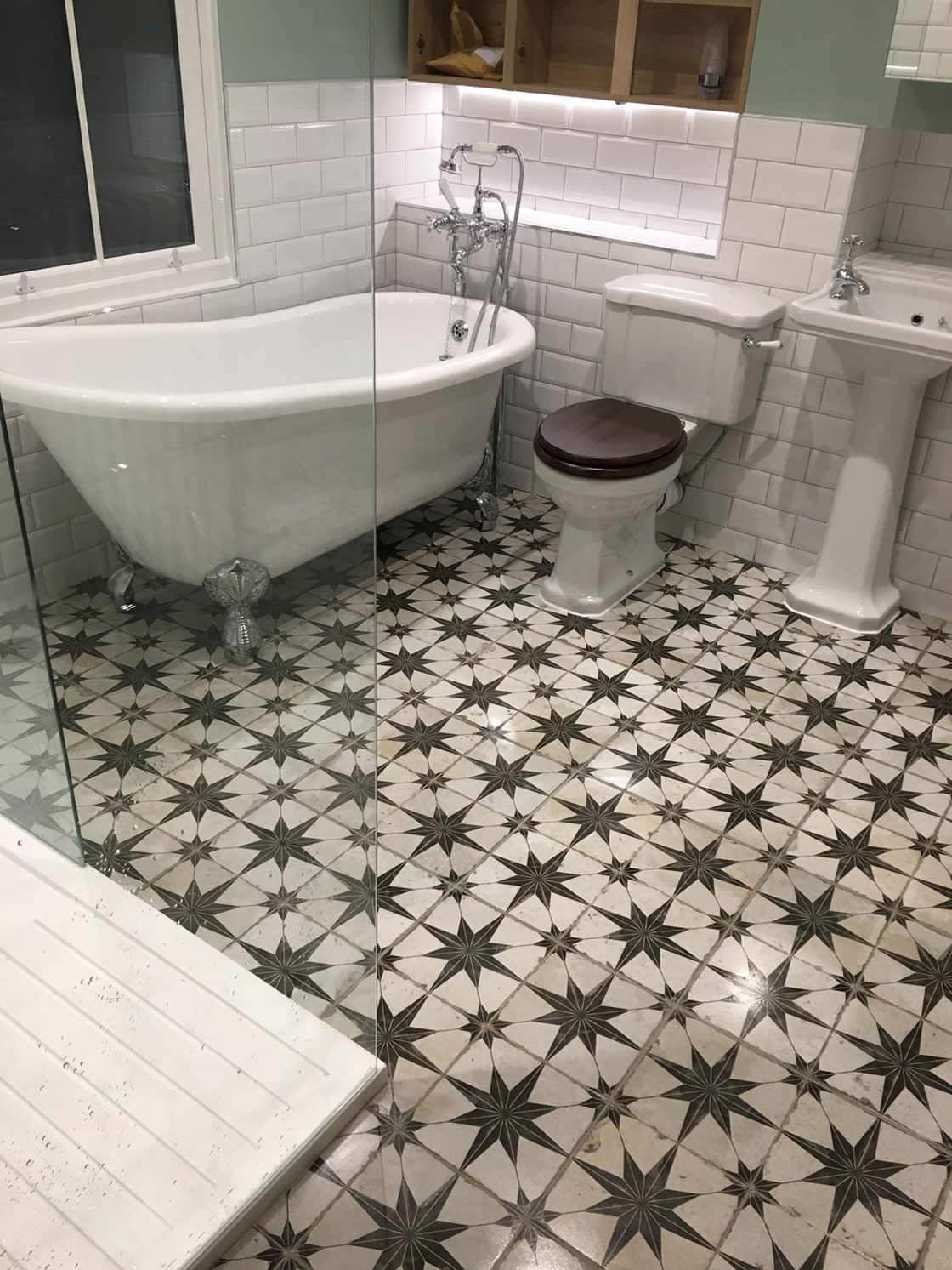 Victorian Style Bathroom Completion Pictures (25)
