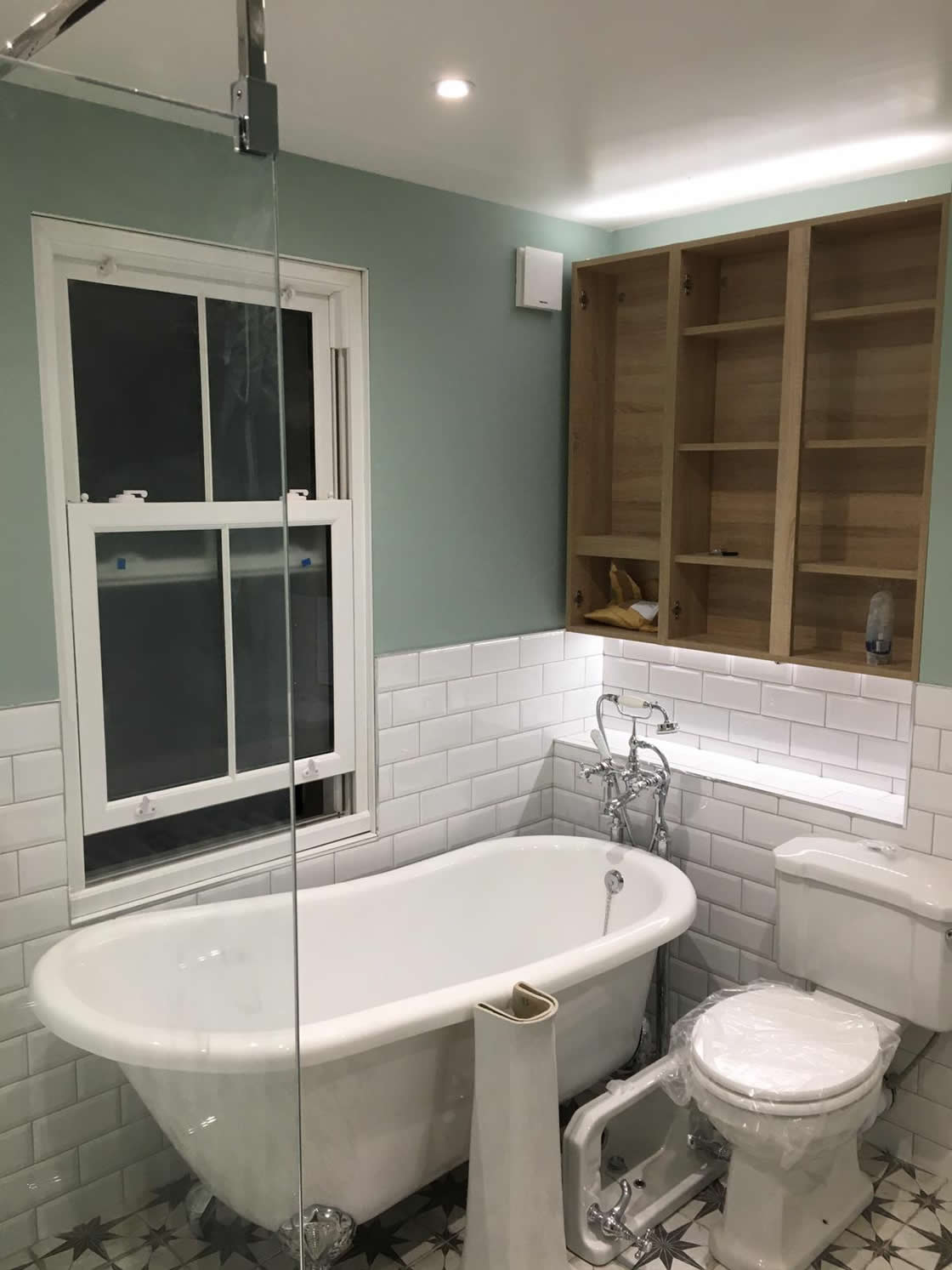 Victorian Style Bathroom Completion Pictures (6)
