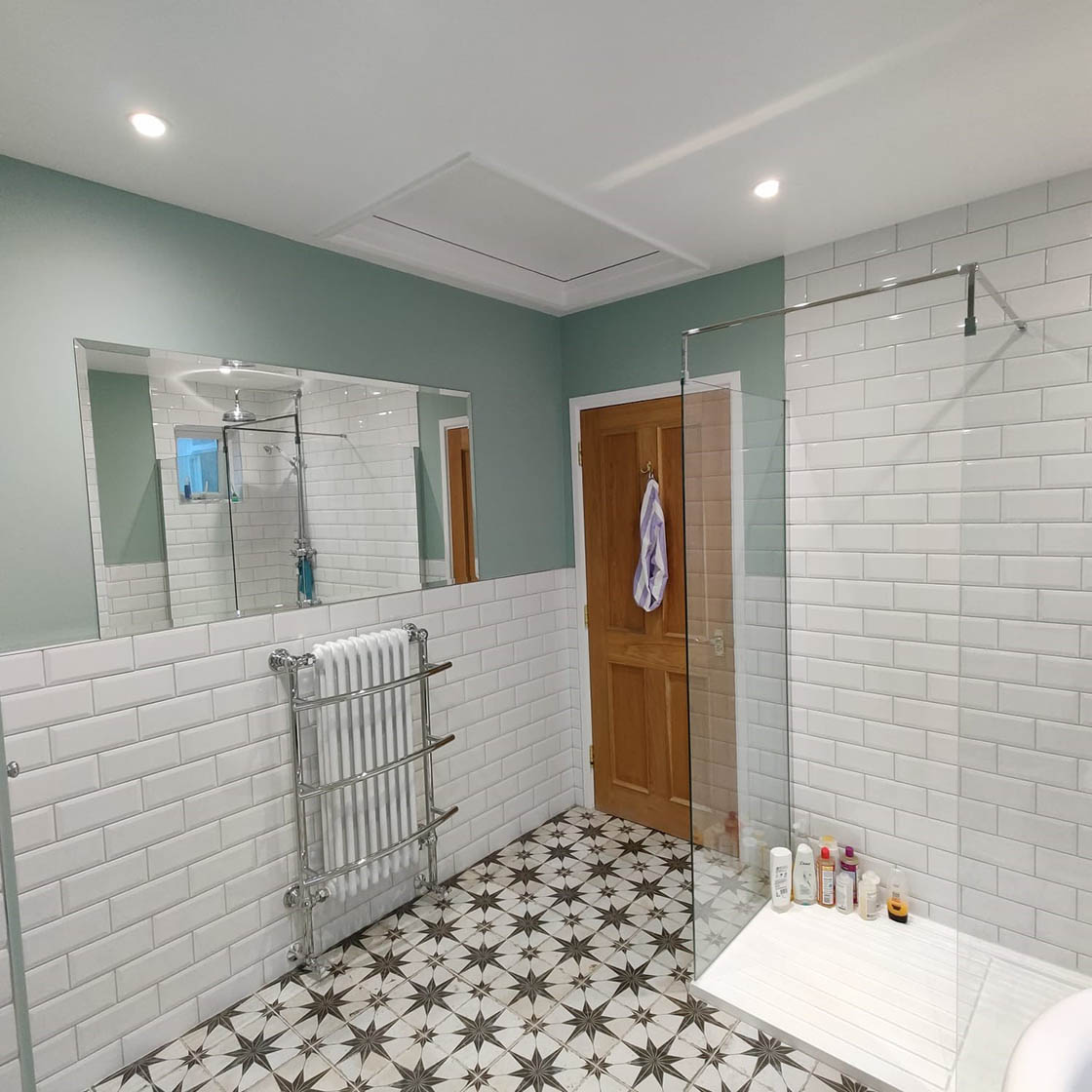 Victorian Style Bathroom Renovation in Redhill Surrey - Revisit Picture 3
