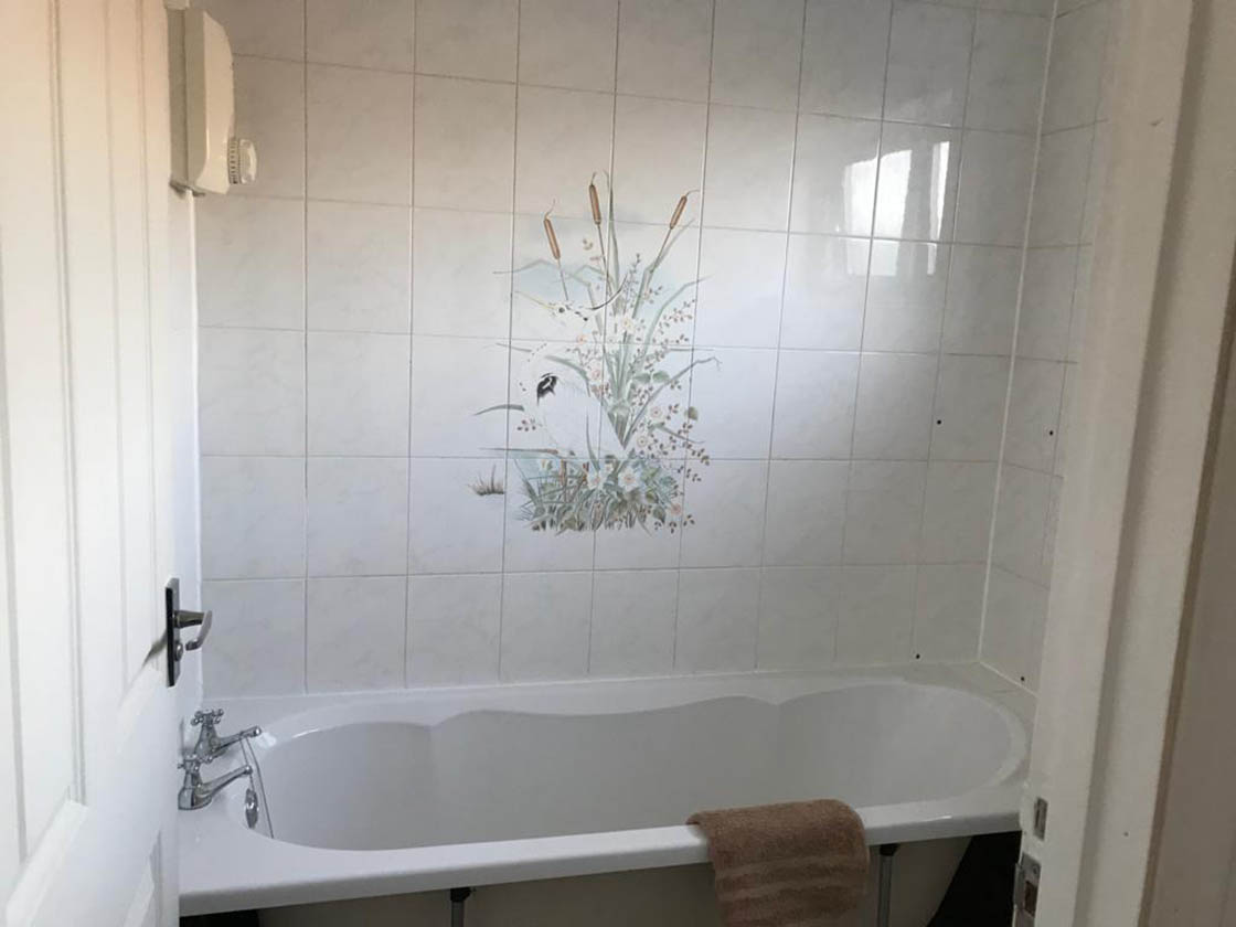 Luxury Bathroom transformation in Crawley - Bathroom Before