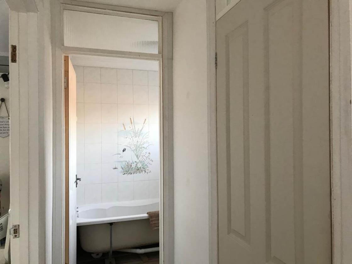 Luxury Bathroom transformation in Crawley - Bathroom and Toilet Before