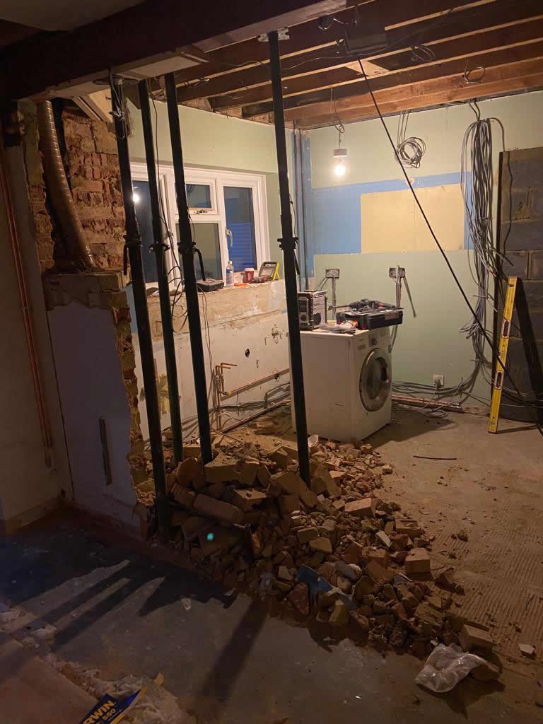 Kitchen Renovation Building Works - Punchbowl (4)