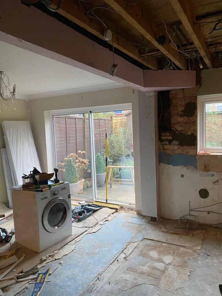 Kitchen Renovation Building Works - Punchbowl (6)