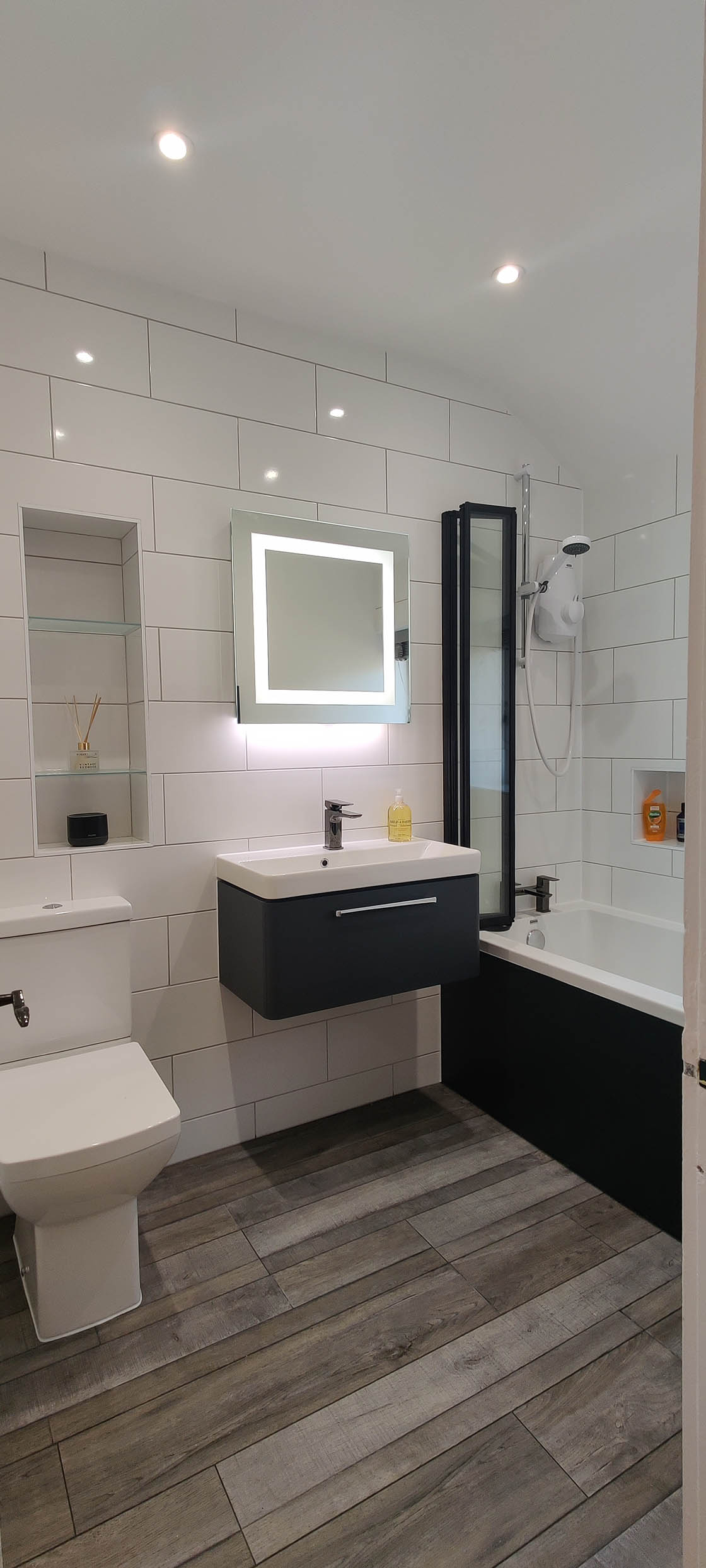 Horley Bathroom Transformation Completition Picture (2)