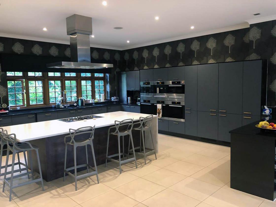 Kitchen Island Replacement in Surrey