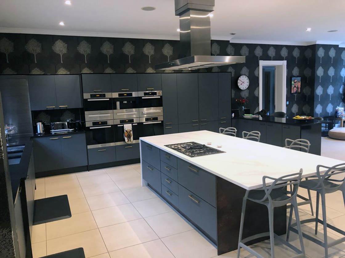 Kitchen Redesign in Fetcham Surrey