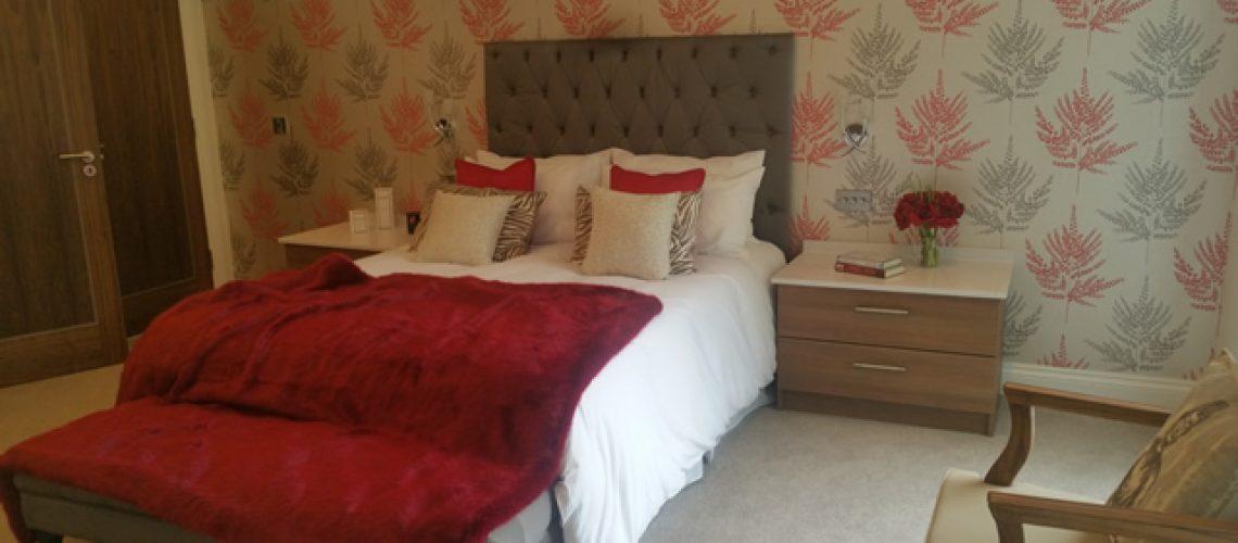 Bedroom 1 Showing Bedside Tables