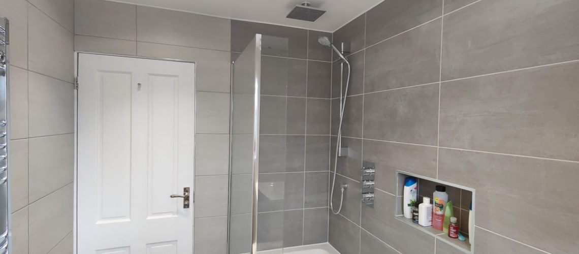 Bespoke Bathroom Installation in Redhill - Brooklands 3